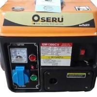 (OSERU) Genset Portable 850 Watt EM-1300 CV (100% FULL TEMBAGA)
