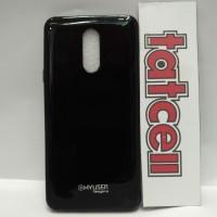 case newgene LG Q STYLUS / softshell black