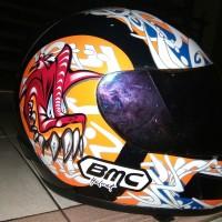 Helm full face bmc