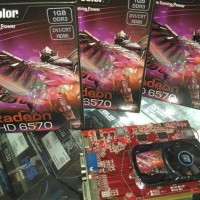 Terbaik Terbaru Vga Power Color Radeon Hd 6570 1Gb 128 Bit