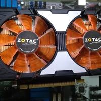 VGA Zotac Nvidia GTX 750Ti OC 2GB DDR5 128Bit Stock Lama New