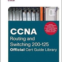 CCNA Routing and Switching 200-125 Official Cert Guide Library. E-book