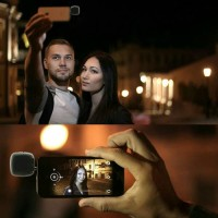 Lampu Selfie Flash Light LED 16 Universal HP Smartphone Android Iphon