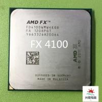 Processor AMD Bulldozer Quad Core Fx4100 FX-4100 FX 4100 & Fan Bawaan