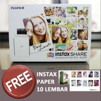 FujiFilm Instax Share Printer Foto SP-2 SP2 HP Photo Polaroid Print Gl