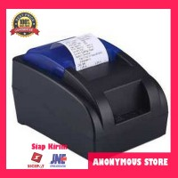 Thermal Printer Nota Kasir 58mm Hitam