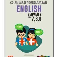 CD BAHASA INGGRIS - ENGLISH KELAS 7 8 9 SMP/MTs