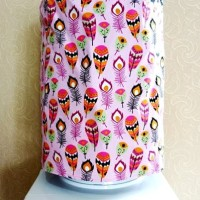 SARUNG GALON / COVER DISPENSER FEATHER PINK