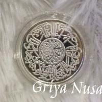 Perak 1 Dirham Shala - Bonus Kapsul Pelindung Koin