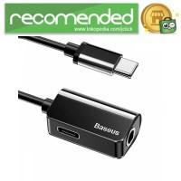 Baseus Adapter USB Type C to AUX 3.5mm Headphone   USB Type C - L40 -