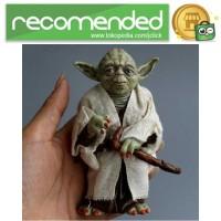 Action Figure Master Yoda Star Wars Series - Multi Warna