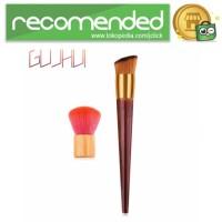 GUJHUI Brush Make Up 2 PCS - Merah