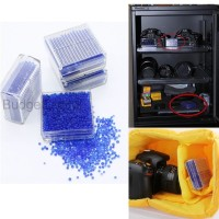 Silica Gel Desiccant (Blue) - Satu Paket terdiri 2 kotak
