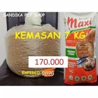 Makanan Kucing / Cat Food MAXI REPACK CHICKEN AND TUNA 7 KG