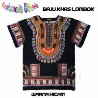 Harga baju etnik dashiki khas lombok warna | antitipu.com