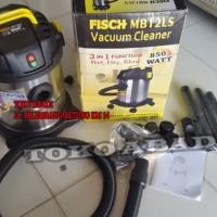 Mesin Vacum Cleaner Fisch MB 12 LS / Mesin Sedot Debu 3 fungsi