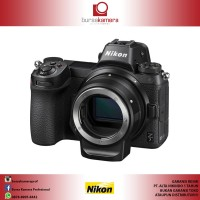 Harga nikon z7 mirrorless digital camera with ftz mount adapter | Pembandingharga.com