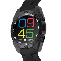 JAM TANGAN WANITA Cognos Smartwatch G5 - Heart Rate - Hitam