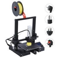 Profesional 3D Printer Kit Presisi Tinggi Online Offline 180mm