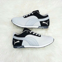 Sepatu Wanita Cewek Sneaker PUMA terbaru Adidas Vans Kets Sport Trendy