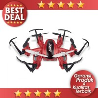 JJRC H20 Mini Drone Hexacopter 6 Axis 2.4G 4CH-Merah