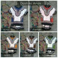 Harga baju celana etnik dashiki lombok ukuran anak setelan | antitipu.com