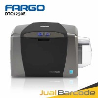 ID CARD PRINTER FARGO DTC 1250 | PRINTER FARGO DTC1250E Murah