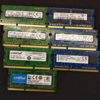 Ram LAPTOP DDR3L (Low Voltage) 4GB BEKAS / SEKEN