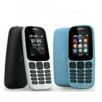 HP Nokia 105 Dual Simcard Neo 2017 Baru Garansi Nokia - Putih
