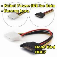 Kabel Power IDE ke Sata