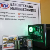 PC Rakitan Server Core I7 2600 DDR3 8GB SSD 120GB HDD 500GB