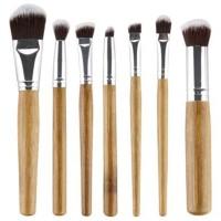 Brush Kuas Bamboo Make Up 7 Set