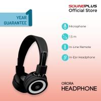 Soundplus - Orora | Headphone Murah Promo Natural Sound With Mic