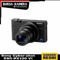 SONY CAMERA Cyber-shot DSC-RX100 VI
