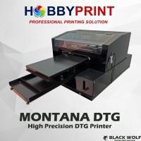 Mesin Sablon Kaos Printer DTG Garansi 5 Tahun* High Precision