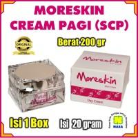 MORESKIN CREAM Pagi Nasa / Moreskin Day Cream / Krim Pemutih Wajah