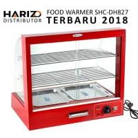 TERBARU SHOWCASE WARMER PENGHANGAT MAKANAN Rak Etalase Display Fomac