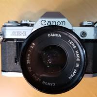 Canon AE 1 Camera Classic