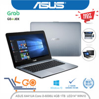 ASUS X441UA Core i3-6006U 4GB 1TB LED14