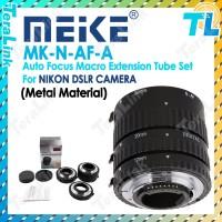 Meike MK-N-AF-A Macro Extension Tube For Nikon DSLR