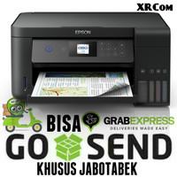Printer Epson L4160 L 4160 All In One Wifi Duplex Limited