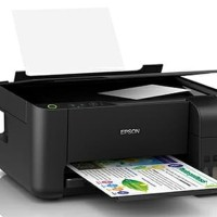 Printer Epson L3110 Eco Tank All in One pengganti L360 L 360 Limited