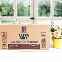 Harga Susu Ultra Milk 200 Ml Travelbon.com