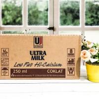 Harga Susu Ultra Milk 250 Ml Travelbon.com
