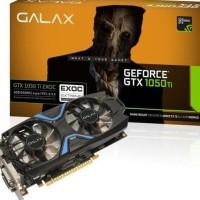 VGA GALAX nVidia Geforce GTX 1050 Ti EXOC (EXTREME OVERCLOCK) 4GB DDR5