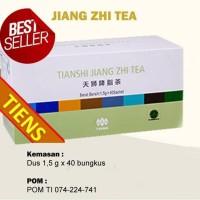 Original Teh Jiang Zhi Tea Pelangsing, Detoxin