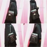 Tas Wanita Niqab Backpack & Selempang