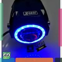 Lampu Tembak / Sorot Led U7 Xcase Motor Trail Klx Nmax Rx King Tiger