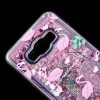 Casing Hp Glitter Pasir Case Samsung J7 J5 J3 Pro 2017 A8 A8  2018 J2