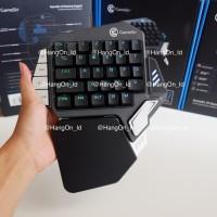 GameSir Z1 One Hand Keyboard Mechanical Gaming Keyboard PC/Smartphone
